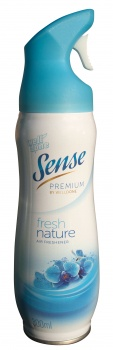 EU Well done Sense premium Fresh nature 300ml
