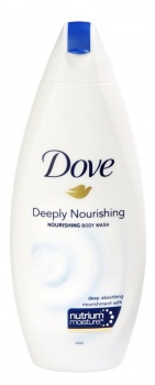 Unilever DOVE Deeply Nourishing sprchový gél 250ml