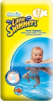 EU  Huggies Little Swimmers 3-8kg 2-3 12ks