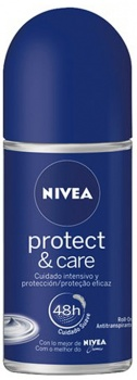 Beiersdorf AG NIVEA Protect & Care roll-on 50ml