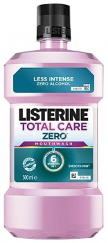 Johnson&Johnson GmbH Listerine Total Care Zero  500ml