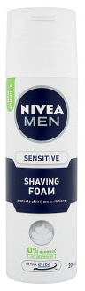 Beiersdorf AG NIVEA Men Sensitive pena na holenie 200ml