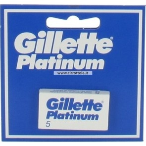 The Gillette company Gillette Platinum 5 ks
