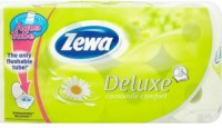 SCAHygieneProducts GmbH   Zewa Deluxe Camomile toaletný papier 8 ks