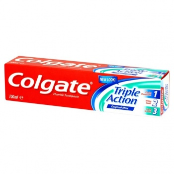 Colgate-Palmolive Colgate Triple action 100 ml