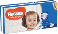 Kimberly-Clark Europe Ltd  HUGGIES Ultra Comfort Jumbo 4+ 10-16kg 50ks