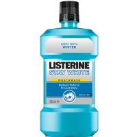 Johnson&Johnson GmbH  LISTERINE Stay White ústná voda 500ml