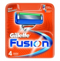 The Gillette company  Gillette Fusion 4ks