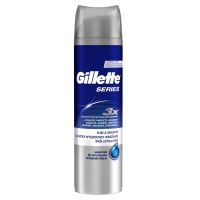 Procter & Gamble  GILLETE Series Pure & Sensitive gél na holenie 200ml