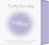 BETTY BARCLAY Pure style Eau de parfum 20ml