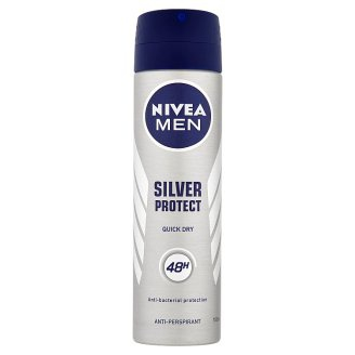 Beiersdorf AG NIVEA MEN Silver Protect 48h deospray 150ml