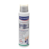 Beiersdorf AG  HANSAPLAST Foot Expert Silver Active antiperspirant do topánok 150ml