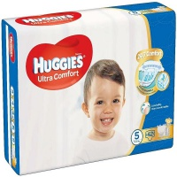 Kimberly-Clark Europe Ltd  HUGGIES Ultra Comfort Jumbo 5 16-22kg 42ks