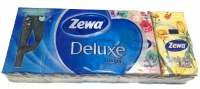 SCAHygieneProducts GmbH  ZEWA Deluxe Design hygienické vreckovky 10x10ks